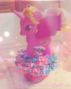 You want a pony?  You got a pony.  Source: http://taishavonkreep.tumblr.com/post/78907912753