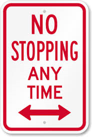 No_Stopping
