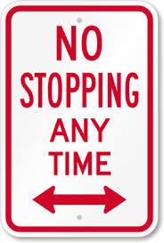 No_Stopping