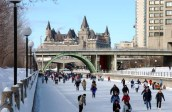 The Canal in Ottawa