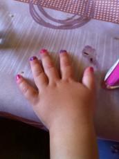 Preschool nails!