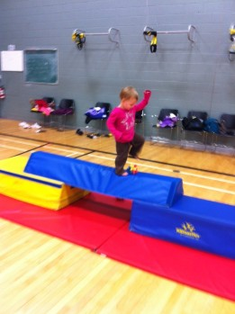 Rocking the balance beam