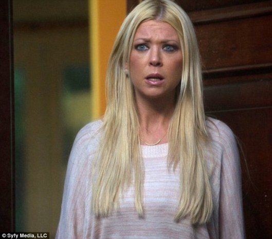 I totally thought this was a joke: http://www.dailymail.co.uk/tvshowbiz/article-2567726/Tara-Reid-surprise-success-Sharknado-reveals-took-role-joke.html