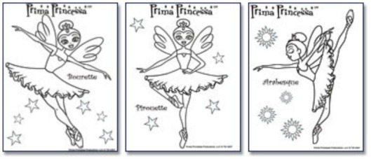 Ballet_Printables