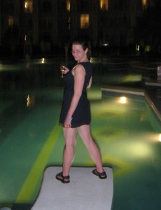 Me - Honeymoon in Jamaica, 2008
