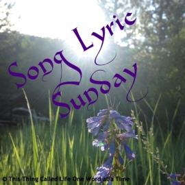 song_lyric_sunday